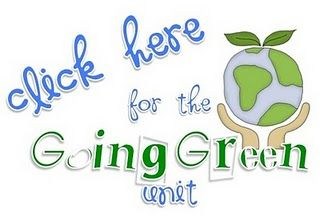 Earth Day/Going Green Unit