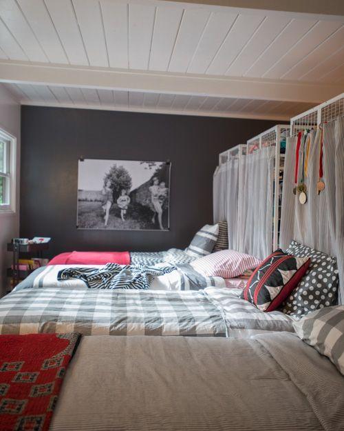 The Treehouse The Girls Bedroom Girl Nursery Colors Baby Girl Nursery Colors Bedroom Design
