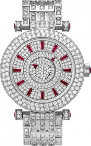 Franck Muller-Double Mystery watch