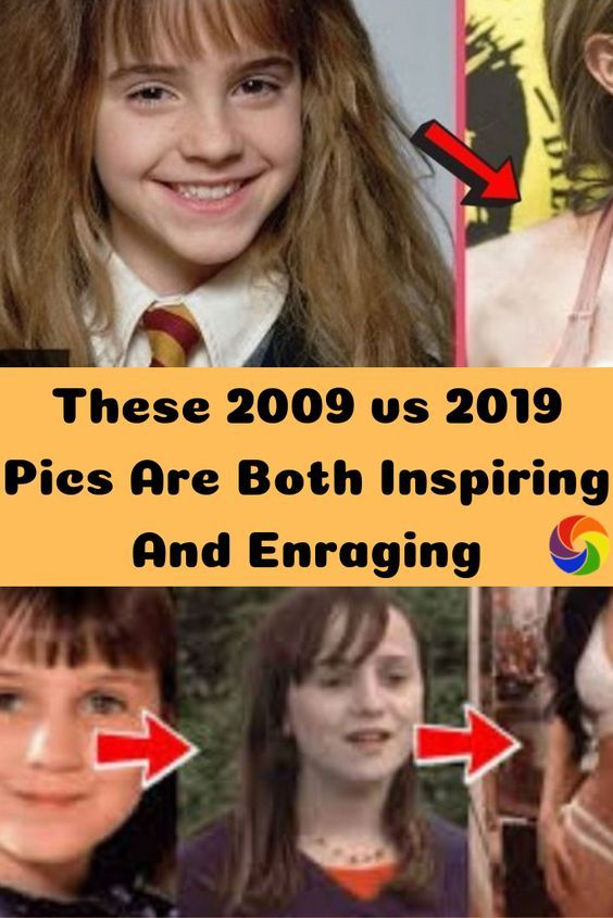 These 2009 Vs 2019 Pics Are Both Inspiring And Enraging Fun Facts Bizarre Facts Intresting Facts