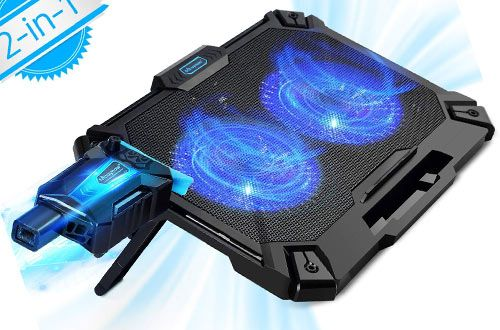 Top 10 Best Portable Laptop Cooling Pads Reviews In 2019
