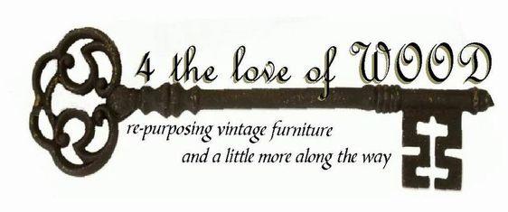 repurposing vintage furniture
