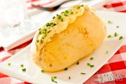 Receita de Batata assada Vono - Comida e Receitas