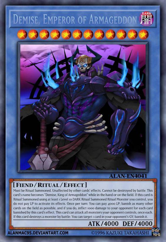 Demise, Emperor of Armageddon by AlanMac95 on DeviantArt