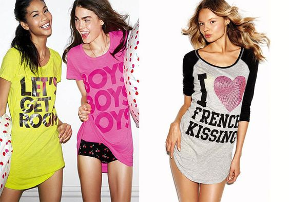 Summer sleepovers just got better with PINK by VS!:)