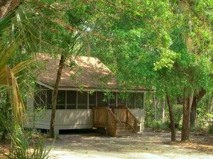 Cabins in florida state parks things to do places to go for Florida state parks cabins