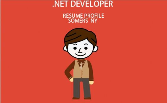 Net Developer Resume Profile, Somers, NY Information Technology - net developer resume