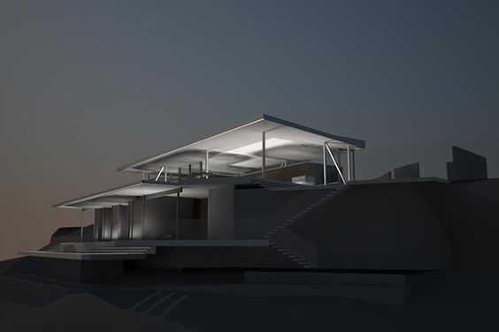 Macapa Drive | Hollywood Hills, CA  XTEN architecture