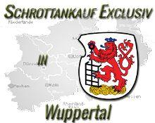 Schrottankauf Exclusiv in Wuppertal Schrottankauf Wuppertal