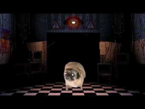 Pug Dancing To Fnaf Music Box Credit In Description Youtube In 2020 Music Box Fnaf Pugs