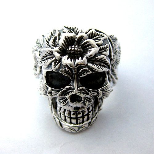 Electronics Cars Fashion Collectibles Coupons And More Ebay Fashion Rings Silver Skull Skull Ring