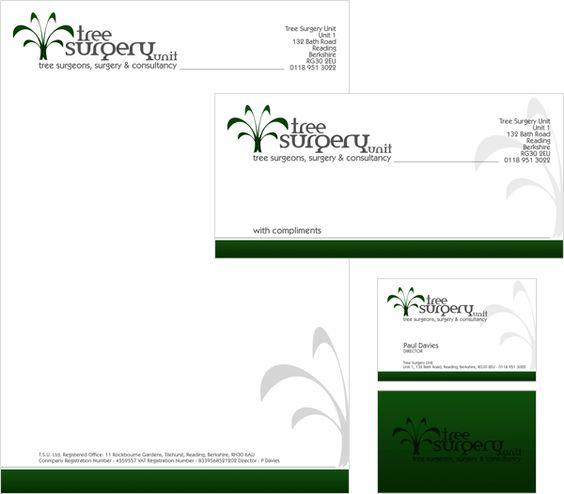 Branding Logo Design Letterhead Compliments Slip  Business