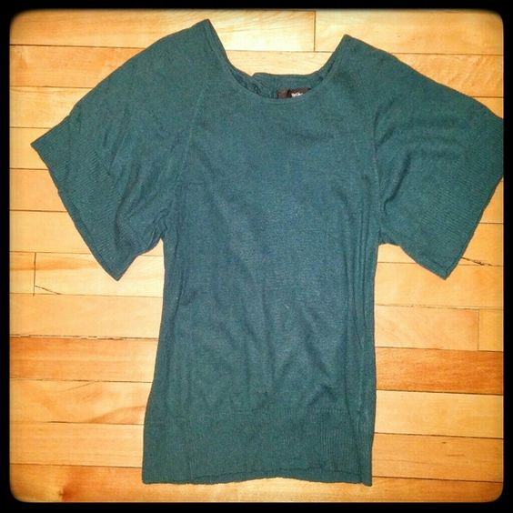 "Spotted while shopping on Poshmark: ""Forrest green button back sweater""! #poshmark #fashion #shopping #style #Mossimo Supply Co #Sweaters"