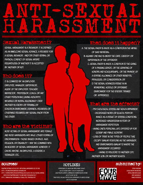 Policy Guidance on Current Issues of Sexual Harassment