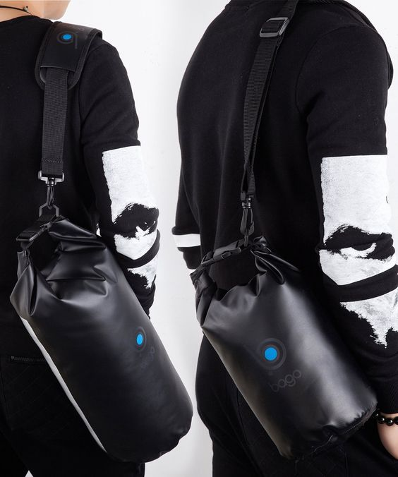 You need these extra edges of the product which will provide you with the best benefits possible. 10L Dry bags Get one now! http://www.amazon.com/Bago-Dry-Bags-SEE-THROUGH-SATISFACTION/dp/B015WLZ3XU