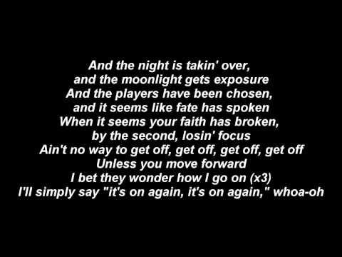 Alicia Keys It S On Again Ft Kendrick Lamar Lyrics On Screen