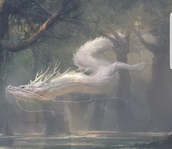 The Dragons of the Marsh
