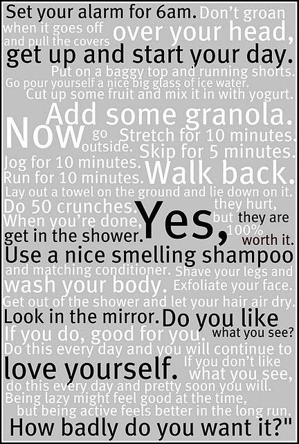 Motivation. I love this