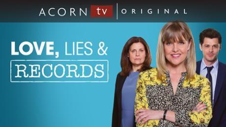 Click To Watch The First Episode Agatha Raisin Acorn Ashley Jensen