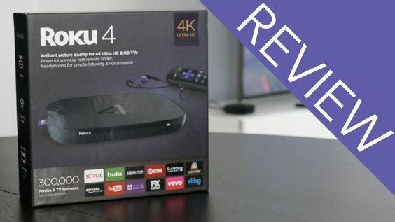 Roku 4 Review!!