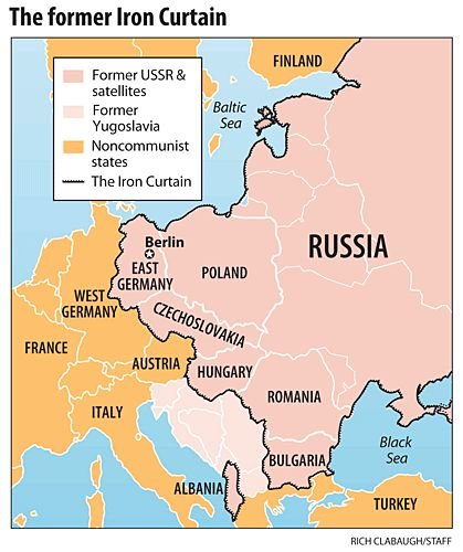 There is a Europe before and a Europe after 1989"