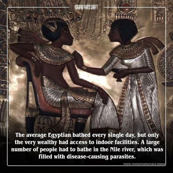 What Was Hygiene Like In Ancient Egypt?