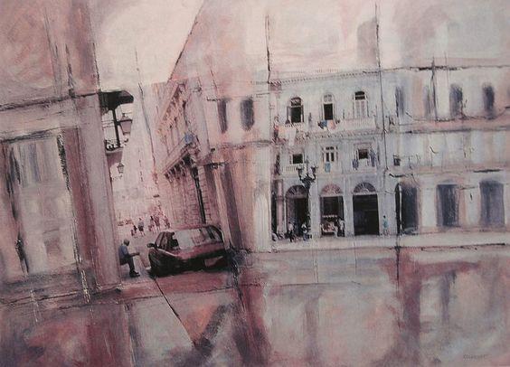 Carol Collicutt. Havana Series