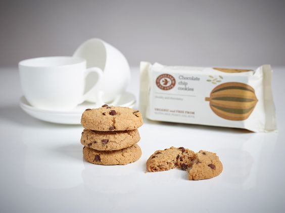 Chocolate Chip Cookies | Gluten Free, Organic & Fairtrade | Doves Farm