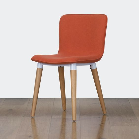 Margo Chairs: Sophisticated and grown-up, Margo is the matriarch of our Pin Ups family. Always dependable, straight and neat, Margo's rarely seen with a chair out of place.