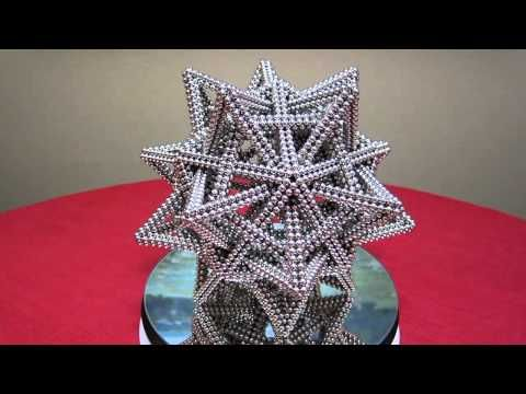 Interlaced Polyhedra (Zen Magnets)