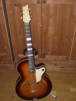 Framus Jazz Gitarre von 1952-1955 in Süd - Sachsenhausen | Musikinstrumente und Zubehör gebraucht kaufen | eBay Kleinanzeigen
