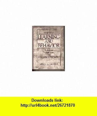Learning and Behavior Biological, Psychological and Sociocultural Perspectives (9780132569750) Lewis M. Barker , ISBN-10: 0132569752  , ISBN-13: 978-0132569750 ,  , tutorials , pdf , ebook , torrent , downloads , rapidshare , filesonic , hotfile , megaupload , fileserve