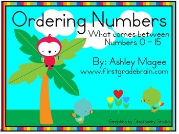 FREE from Mrs. Magee on TPT!!!!  My students always seem to struggle with the concept what number comes before, after, or between. To help combat this issue, I'm creating these cen...