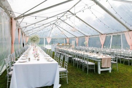 Sweetgrass Social wedding at Magnolia Plantation. Pink and white wedding reception space.