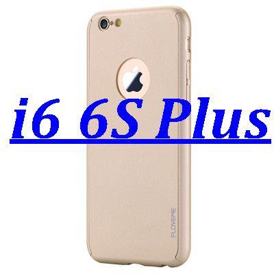 Floveme i6 /6S /Plus 360 Degree Full Coverage Case