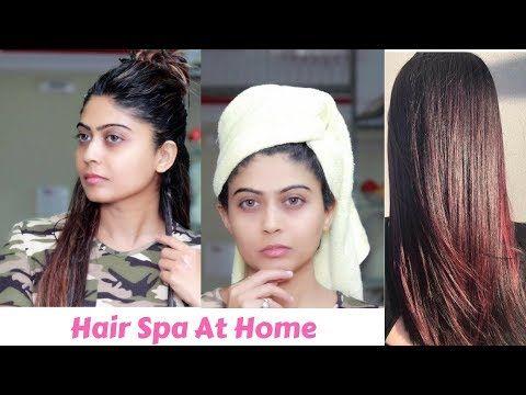 Pin On Hair Spa At Home