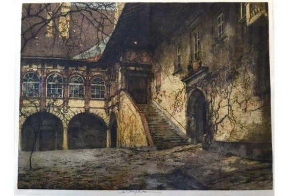 Luigi Kasimir - Schallaburg Castle: