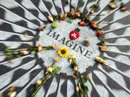 Tipoligado: John Lennon ... um mártir ...uma causa