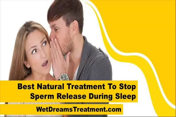 This video describes about the best natural treatment to stop sperm release during sleep. You can find more detail about NF Cure capsules at http://www.wetdreamstreatment.com