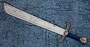 Information on the Falchion