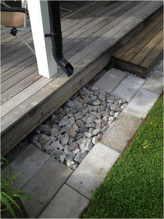 70 About Downspout Drainage Ideas Diy That Effective