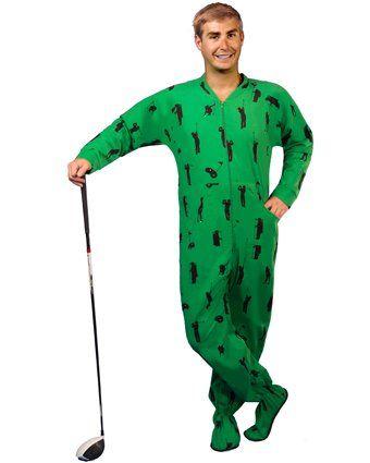 Non Footed Pajamas, Adult Onesie One Piece Pajama Set or ...