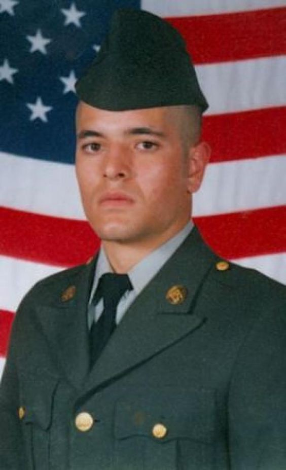 Army Staff Sgt. Esau Gonzales, 30,   of Panhandle   died May 3, 2010, in Mosul, Iraq.