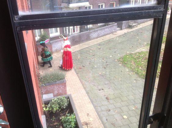 Wees Welkom Sint