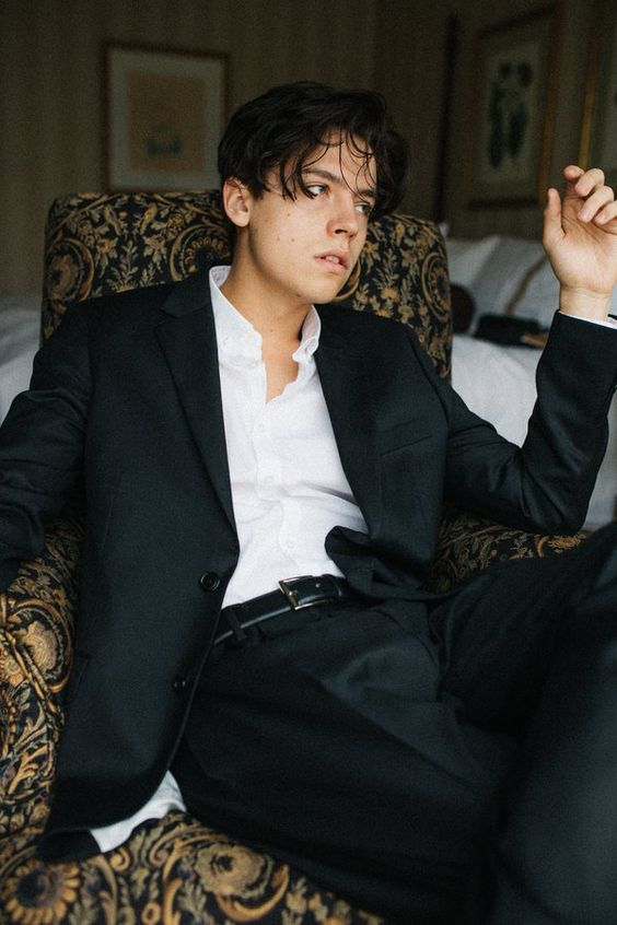 Cole Sprouse: