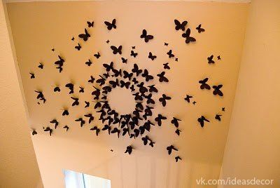 batterfly's wall