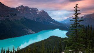 اجمل واحدث خلفيات كمبيوتر 2020 لسطح المكتب متناسقة Top4 National Parks Banff National Park Park