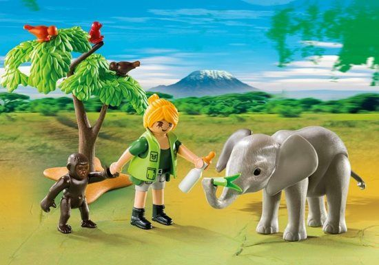 Playmobil 5628 Wild Life Safari en 2020