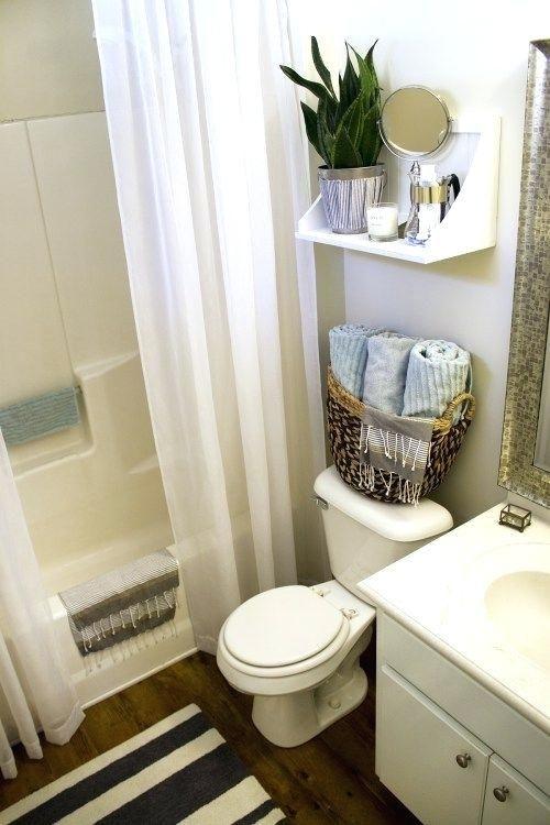 Small Apartment Bathroom Ideas