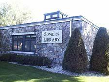 Somers Library, Somers, NY.  Pinterest boards here:  http://pinterest.com/somerslibrary/?d